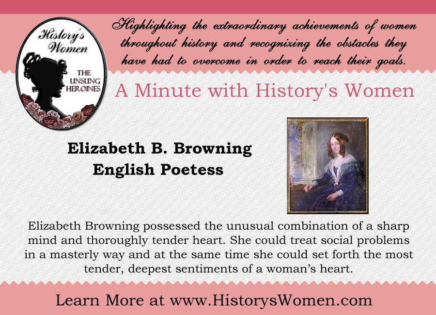 Elizabeth B. Browning