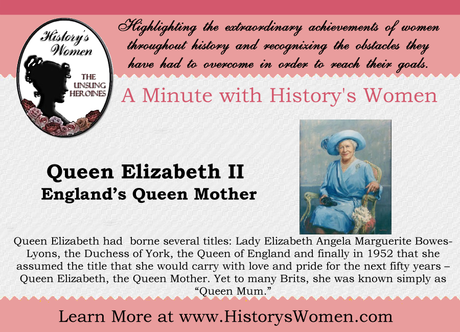 Women who Ruled: Queen Elizabeth II