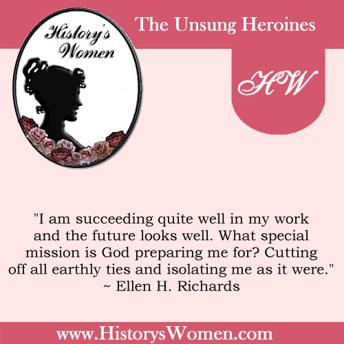 Quote by Ellen H. Richards