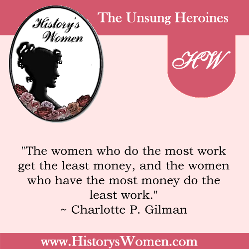 Quote by Charlotte P. Gilman