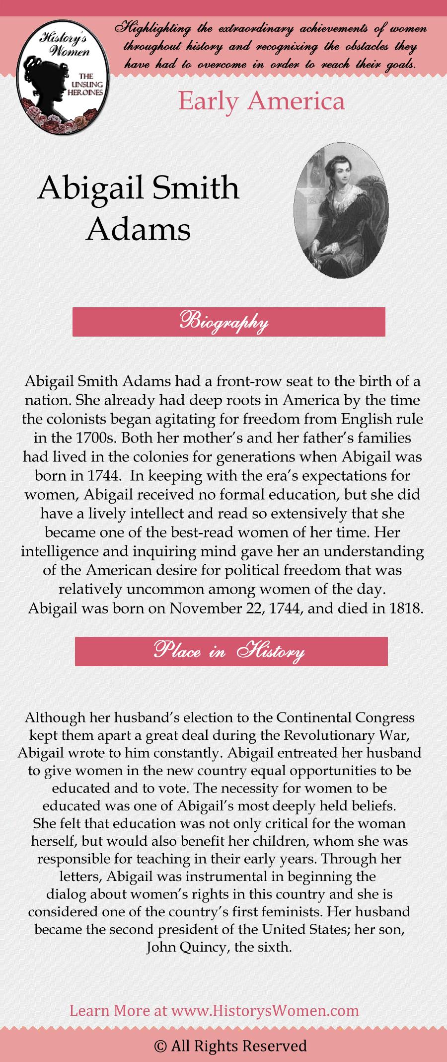 AbigailSmithAdams