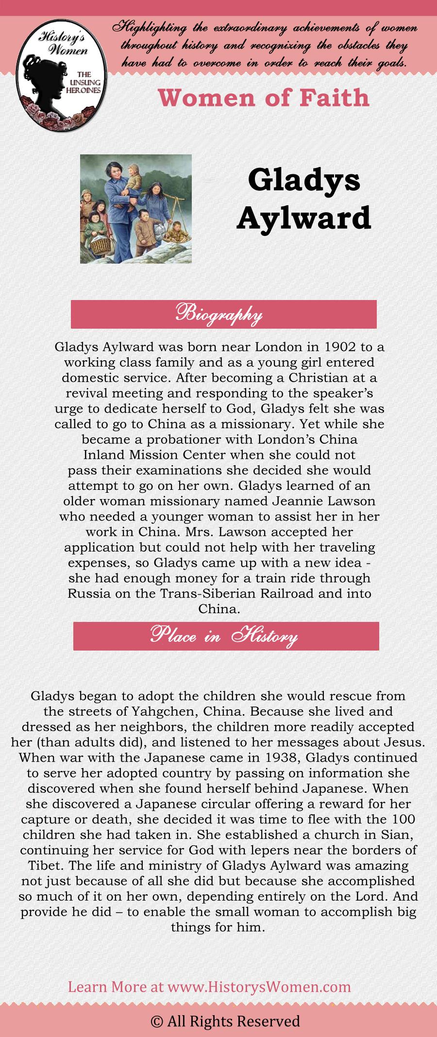 gladysaylward