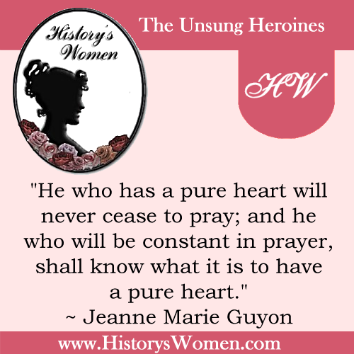 Quote by Jeanne Marie Guyon