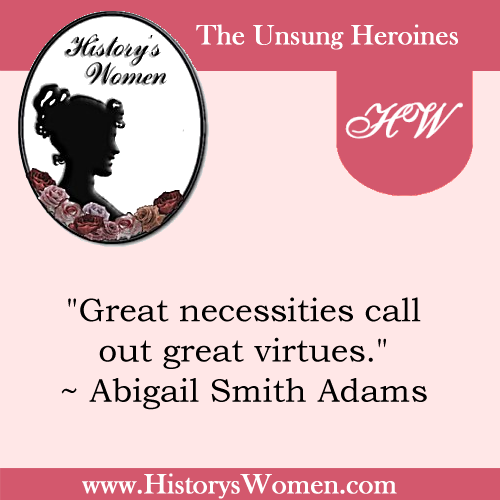 Quote By Abigail Smith Adams
