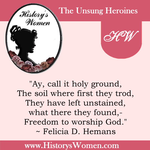 Quote by Felicia D. Hemans