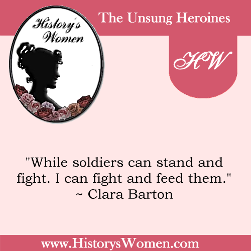 Quote by Clara Barton
