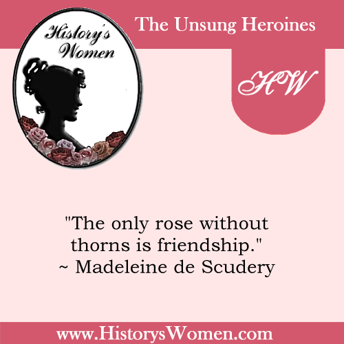 Quote by Madeleine de Scudery