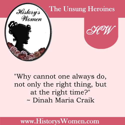 Quote by Dinah Maria Craik