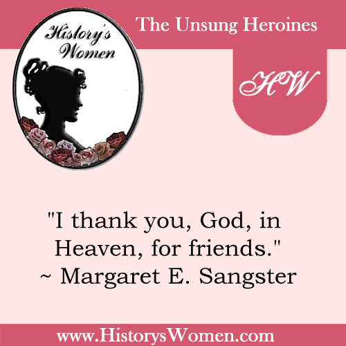 Quote by Margaret E. Sangster