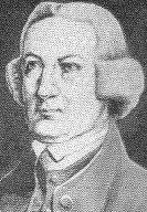 Sarah Scott's husband, Stephen Hopkins, Signer of the Declaration of Independence