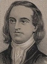 Mary Trumbull Williams' husband William Williams, Signer of the Declaration of Independence